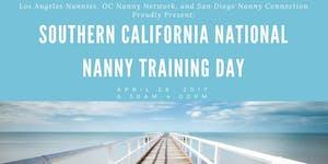 Southern California National Nanny Training Day