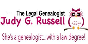 Judy G. Russell: The Legal Genealogist Seminar