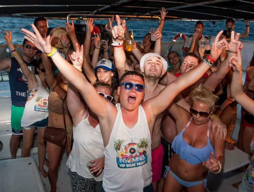 Utopia Boat Party Tenerife - Formerly Insomni
