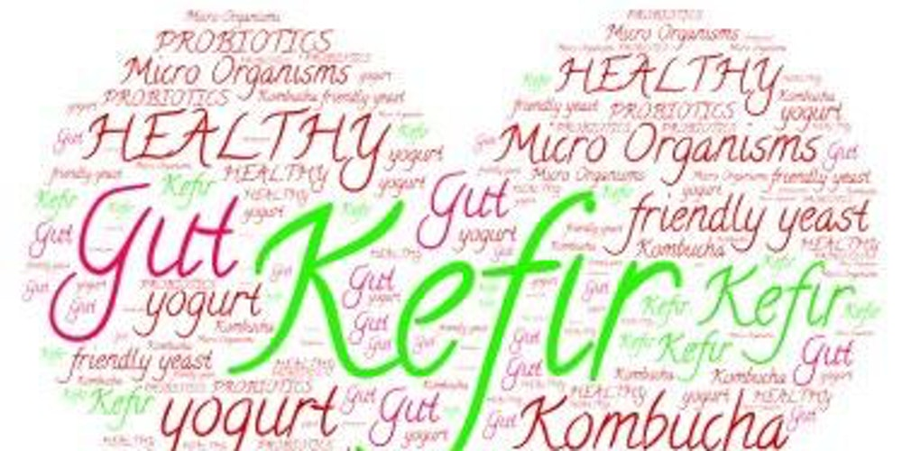 Probiotics with Water Kefir