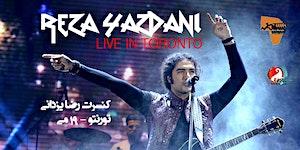 Reza Yazdani Live in Toronto