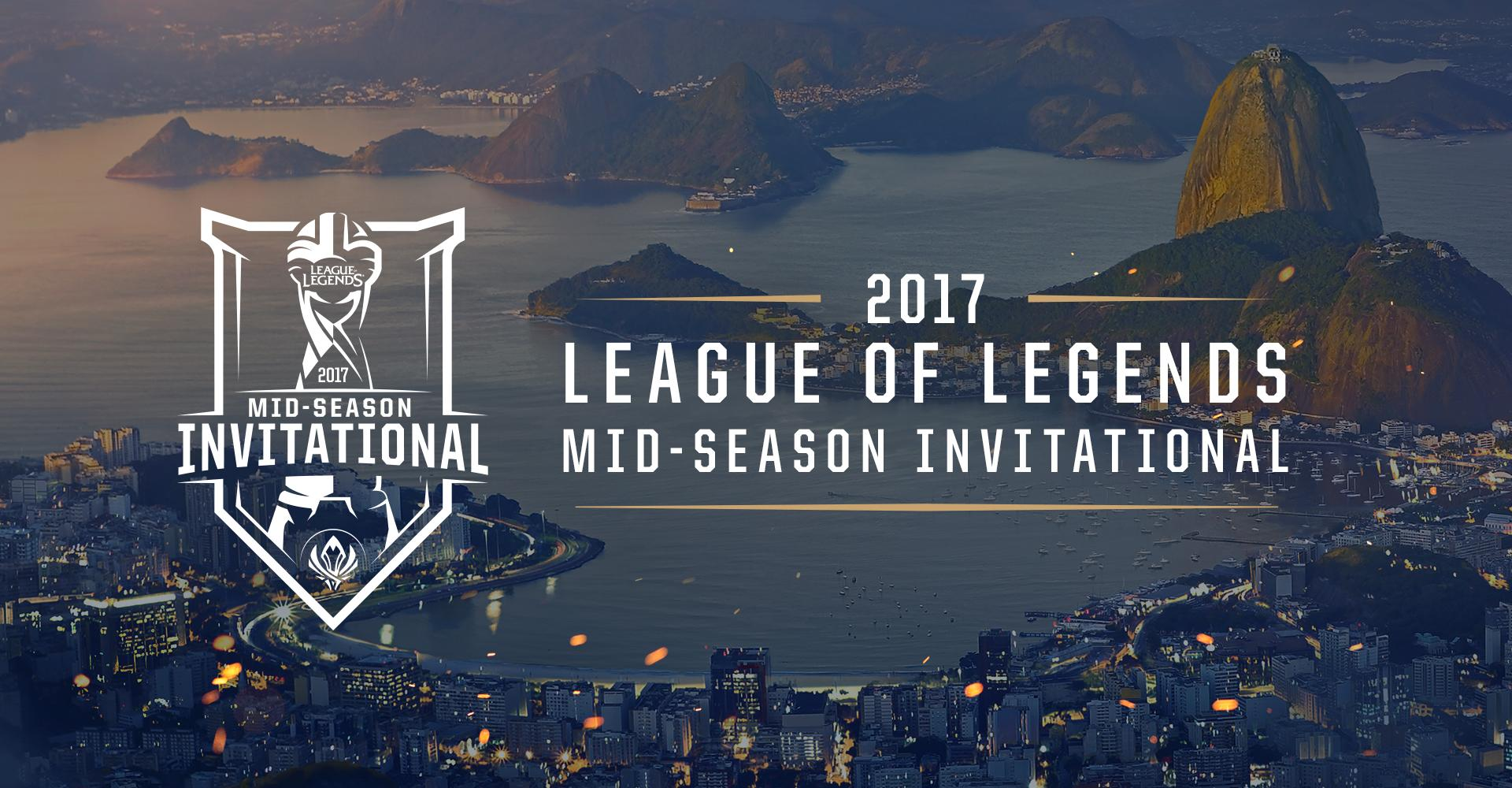 League of Legends - Mid-Season Invitational São Paulo 5/1