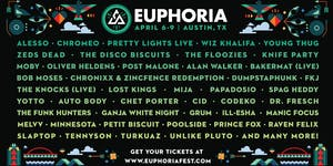 Euphoria 2017: Camping Packages