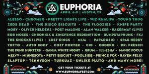 Euphoria 2017: Single Day Tickets