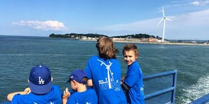 Hull Wind Turbine Tour Cruise & Electric Vehicle...