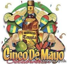 CINCO DE MAYO Celebrations logo