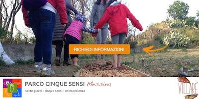 Prenotazione Parco Cinque Sensi Messina