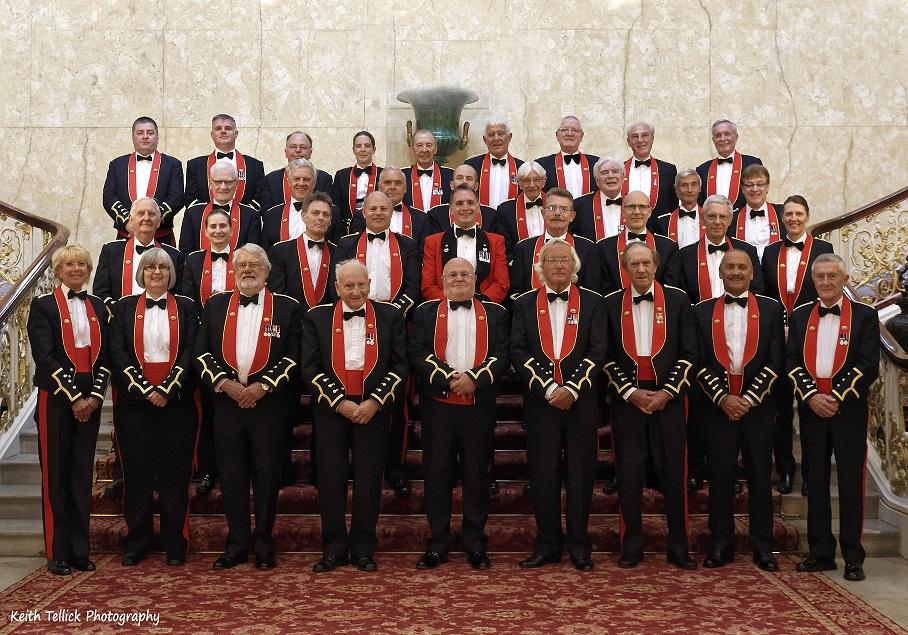 In Concert with The Royal Marines Association