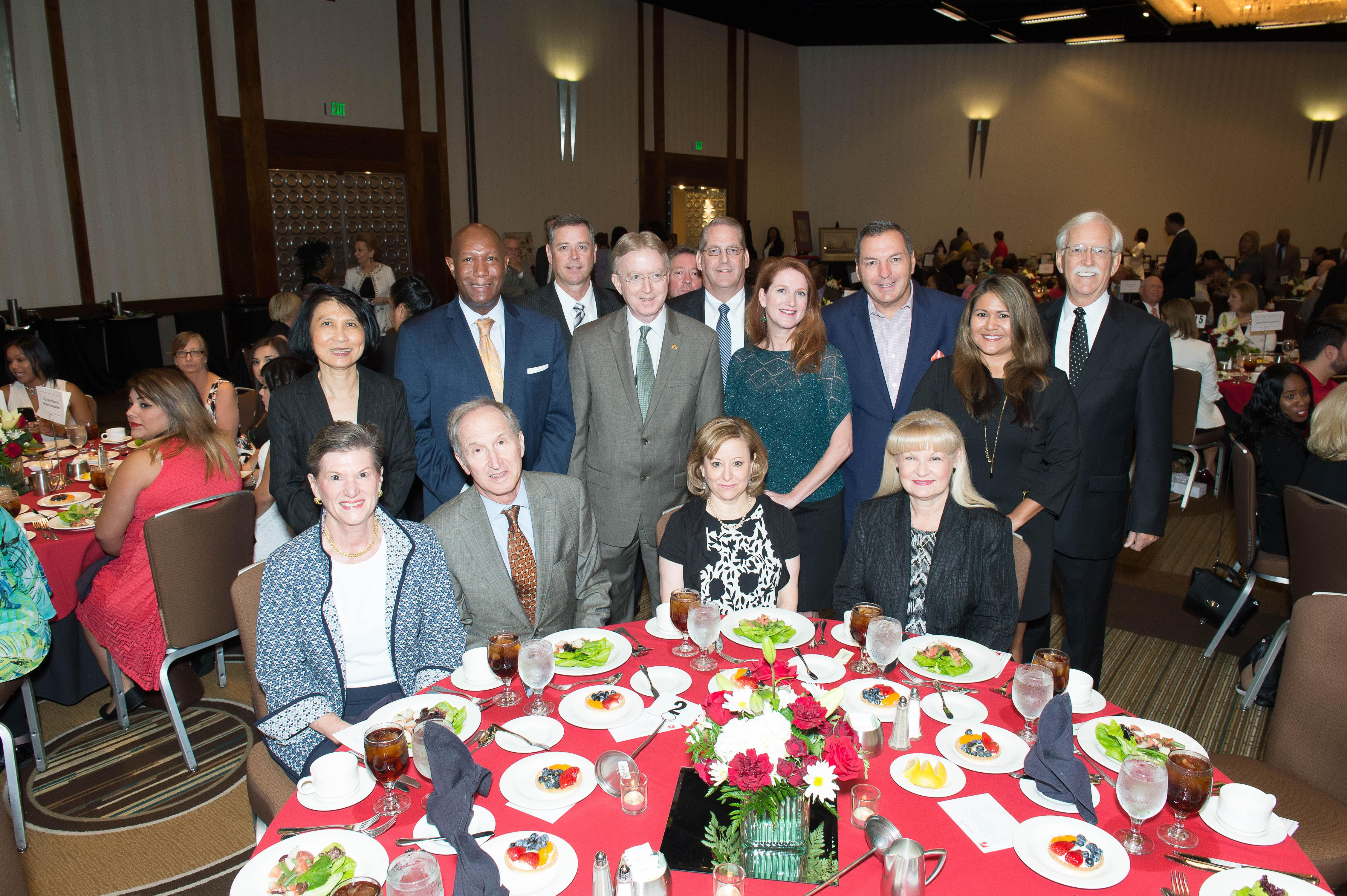 21st Annual Barrier Breaker Award Luncheon