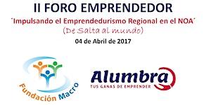 II FORO EMPRENDEDOR ´Impulsando el Emprendedurismo...