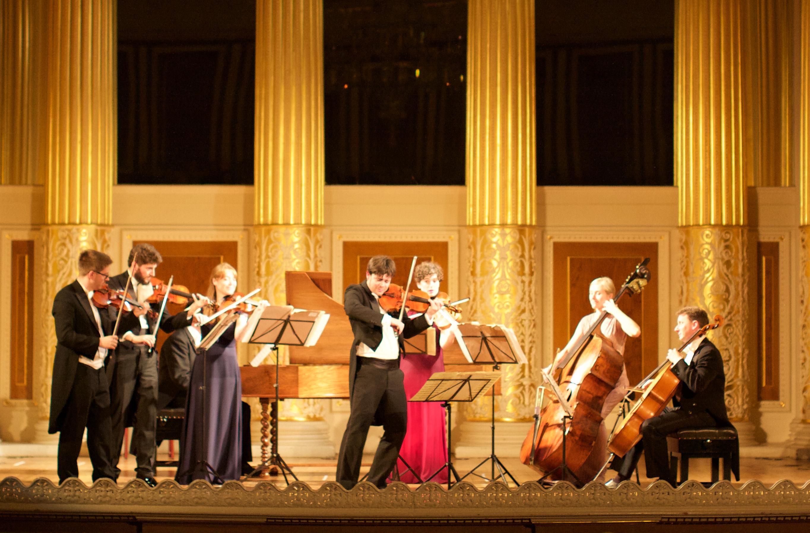 LONDON CONCERTANTE - Vivaldi Four Seasons by