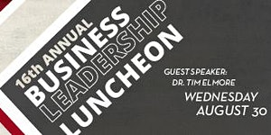 16th Annual Business Leadership Luncheon