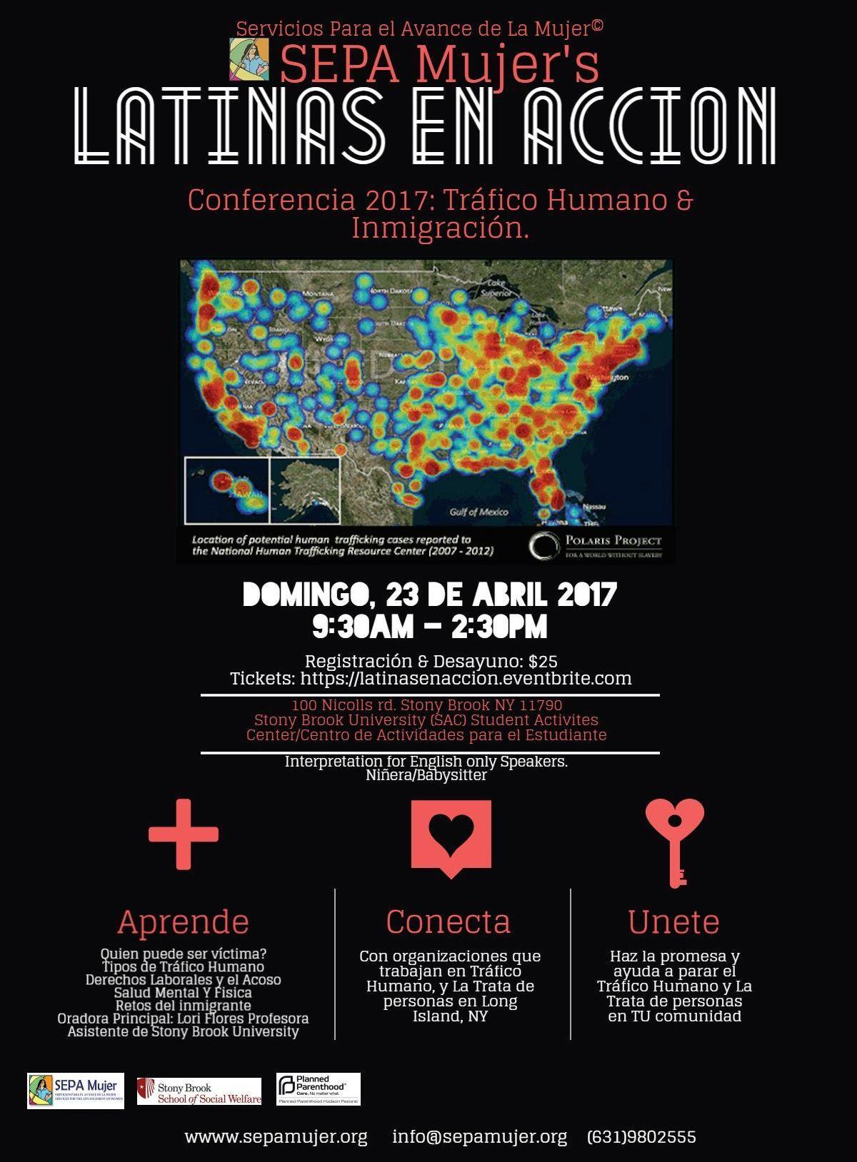 Latinas en Accion 2017 Conference