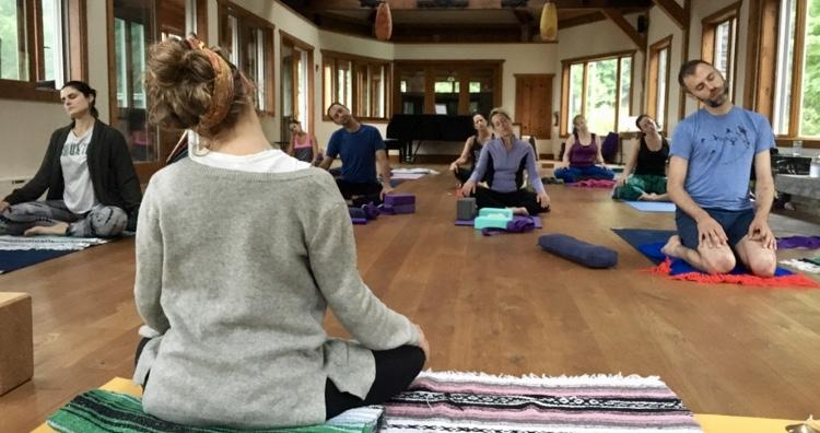 Hudson Valley Yoga Retreat with Paige and Gia