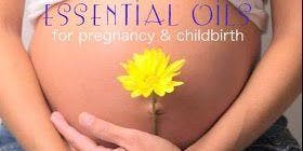 Essential Oils for Pregnancy and Childbirth- FREE Class (Make n Takes-$20)