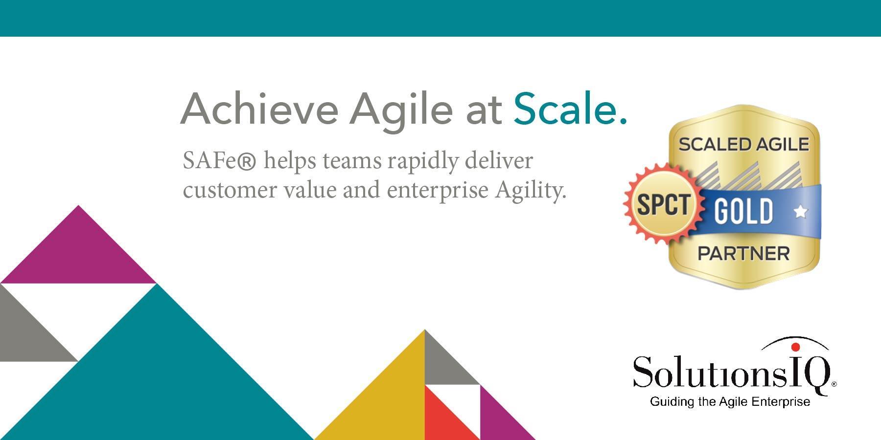 Leading SAFe®  4.5 Training - Seattle