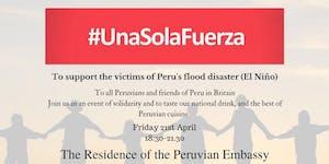 #UnaSolaFuerza in London