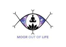 MOOR OUT OF LIFE  logo