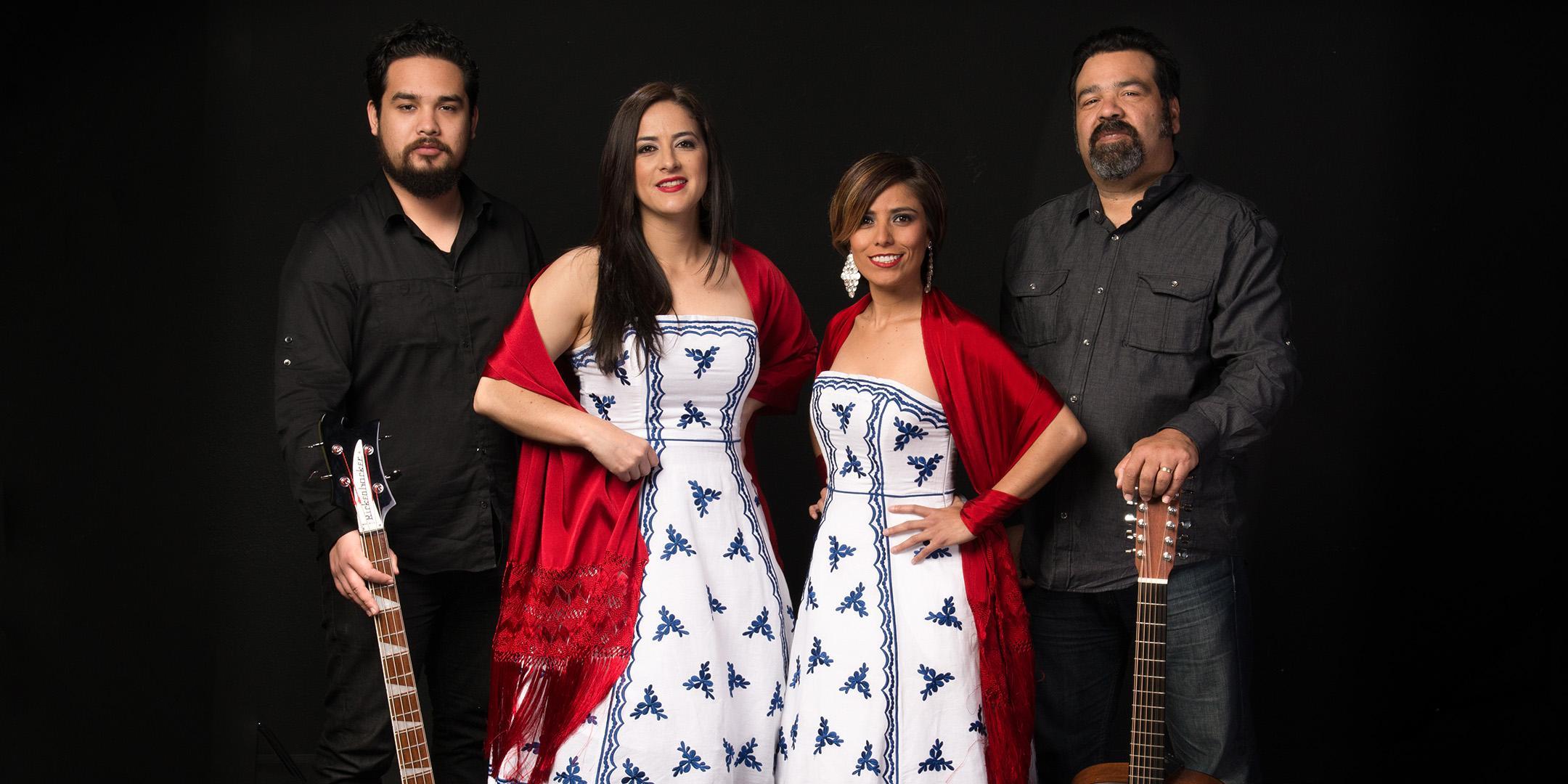 Pasados del Presidio - Music by Los Cenzontle