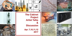 The Cabinet Project Artists Talk and Discussion
