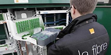 Information Formation technicien Monteur raccordeur Fibre optique FTTH : Bordeaux billets