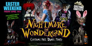 Nightmare in Wonderland Ball ~ Costume Dance Party