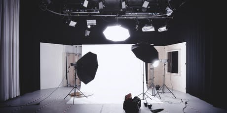 Beginners Guide to Studio Photography tickets