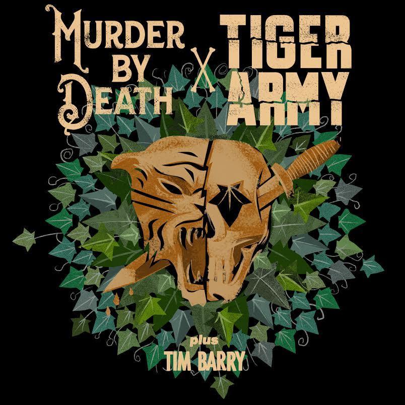 Murder by Death & Tiger Army