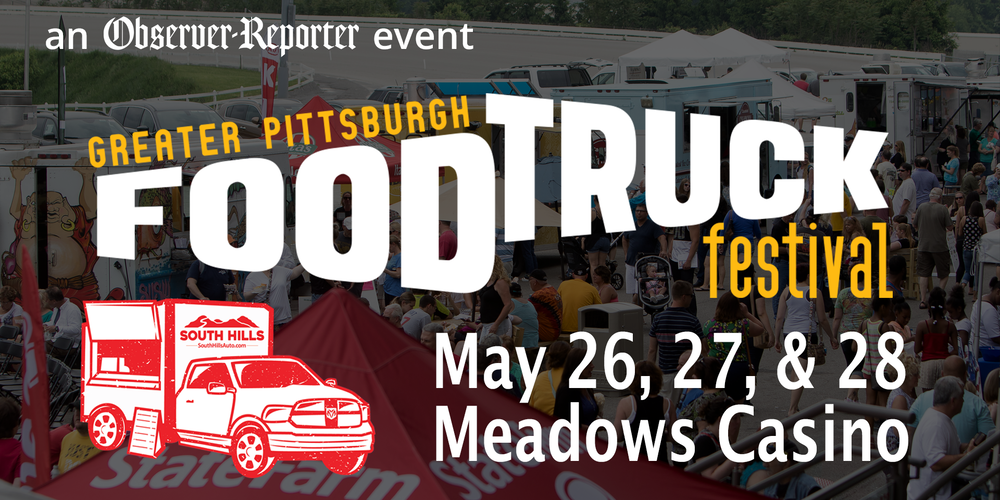 Greater Pittsburgh Food Truck Festival The Meadows Racetrack And Casino