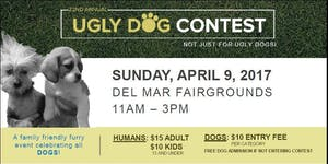 22nd Annual Ugly Dog Contest hosted by San Diego...