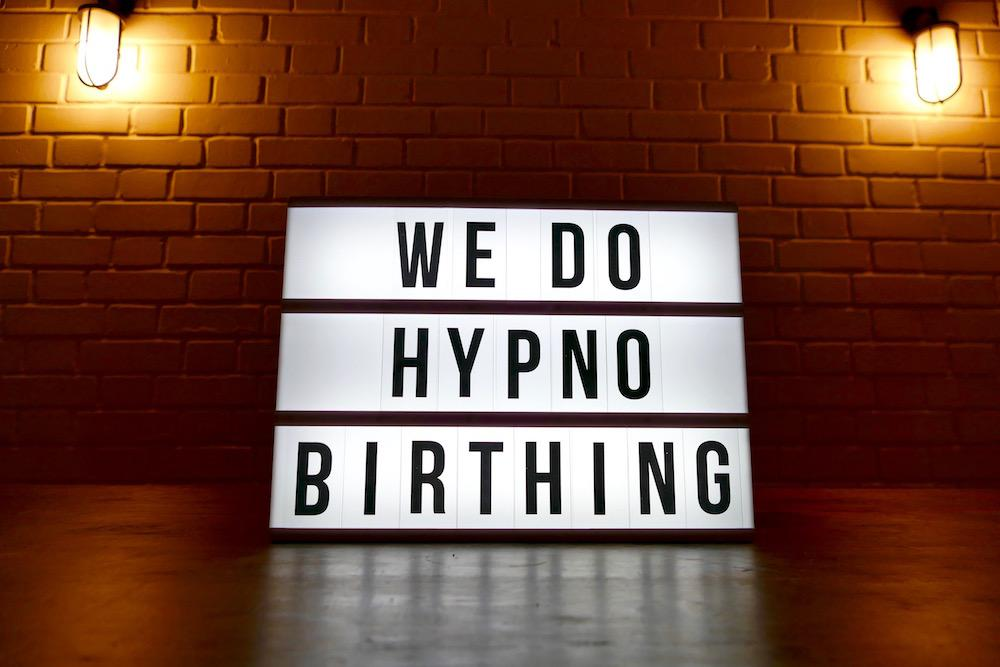 July Hypnobirthing Course, Hampstead