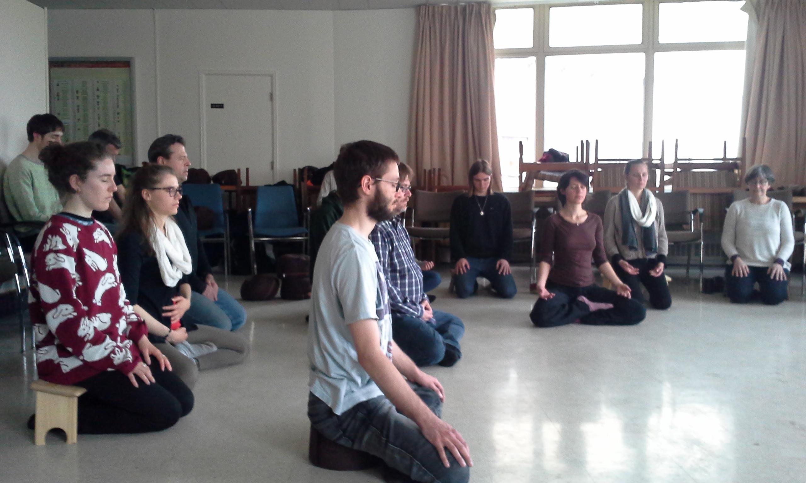 Atelier de réduction du stress (Pavillon Jean