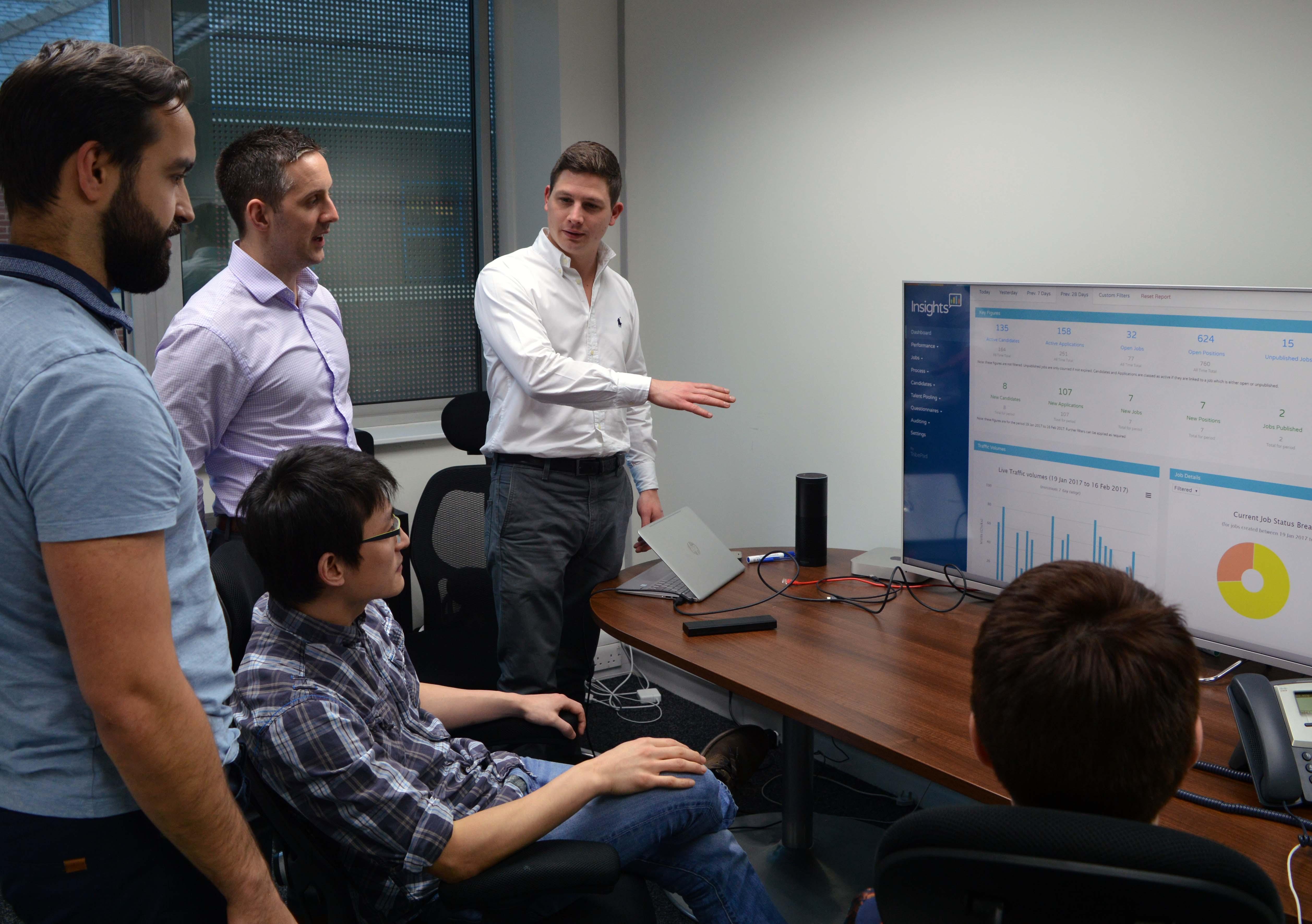 TribePad Client Training
