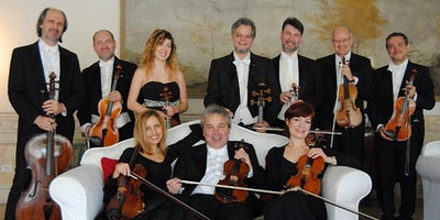Gala Vivaldi - dinner and concert at the Palace