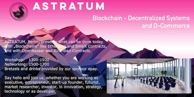 Blockchain Interview mit Sven Laepple von Astratum