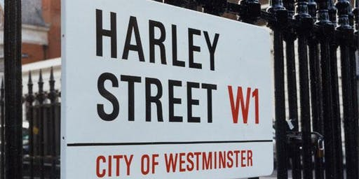 Harley Street: Healers and Hoaxers: Walking Tour