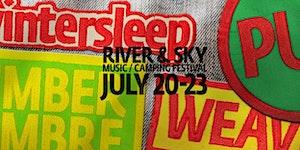 River & Sky 2017 - Music/Camping Festival