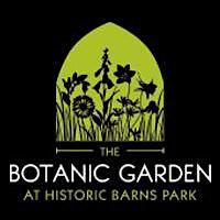 The Botanic Garden at Historic Barns Park logo
