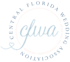 Central Florida Wedding Association logo