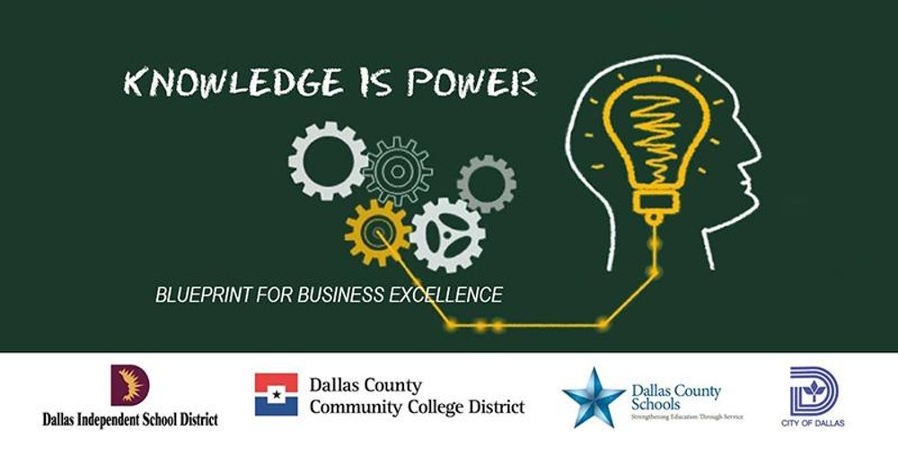 Knowledge is power blueprint for business excellence tickets knowledge is power blueprint for business excellence tickets sat may 6 2017 at 830 am eventbrite malvernweather Gallery