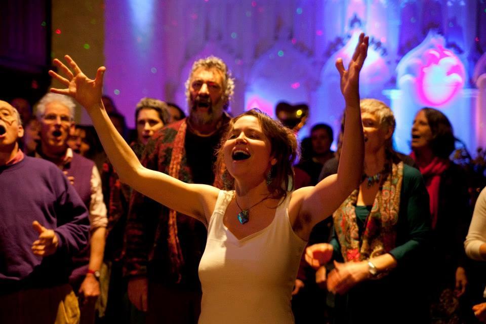 Joyful Singing Harmony Workshop with Susie Ro