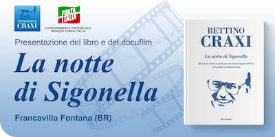 """""""La Notte di Sigonella"""" a Francavilla Fontana (BR)"""