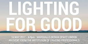 Lighting for good