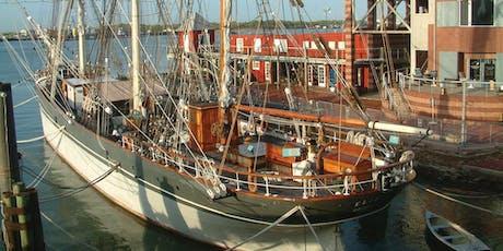 1877 Tall Ship ELISSA Audio Tours tickets