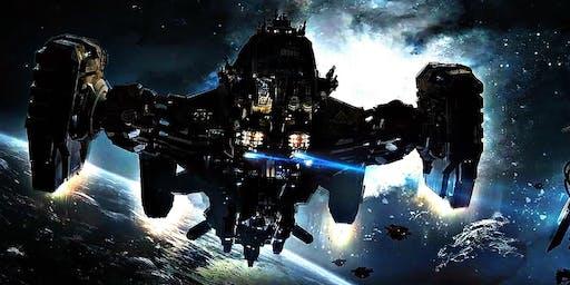 Deep Space Continuum Game Weekend