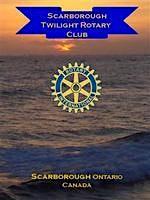 Scarborough Twilight Rotary Club logo