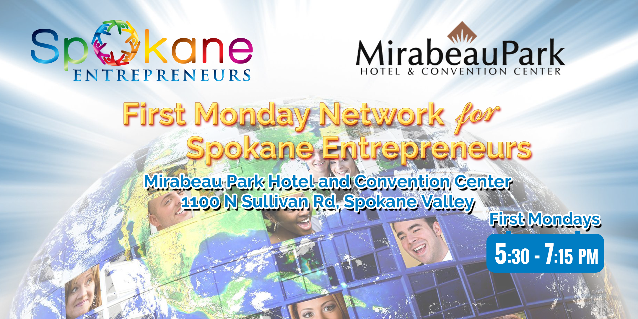 First Monday Network for Spokane Entrepreneur