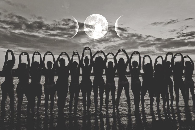 New Moon Herbal Goddess Gathering