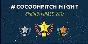 CoCoon Pitch Night Finals Spring 2017 (27/4)...