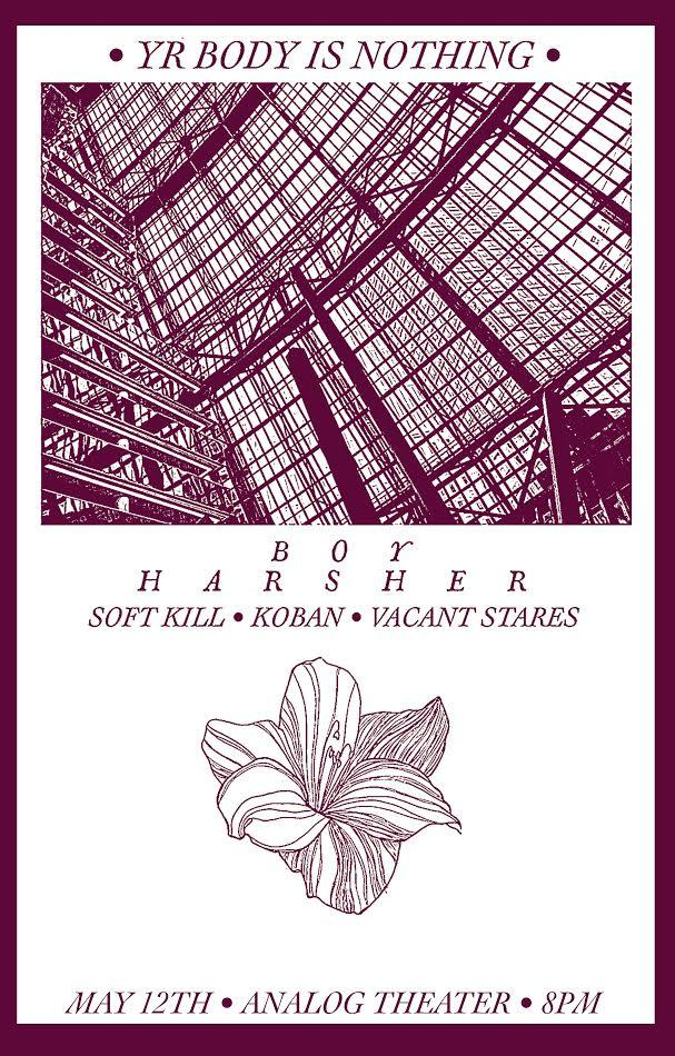 BOY HARSHER, SOFT KILL, KOBAN, VACANT STARES & DJ WAX/WANE